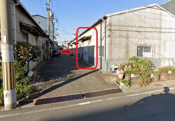 東大阪市吉原の貸事務所