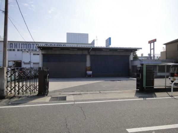 堺市船尾町東の貸事務所