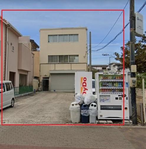 大阪市城東区鴫野西の貸事務所