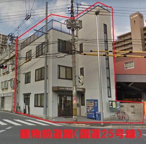 大阪市平野区平野元町の貸事務所
