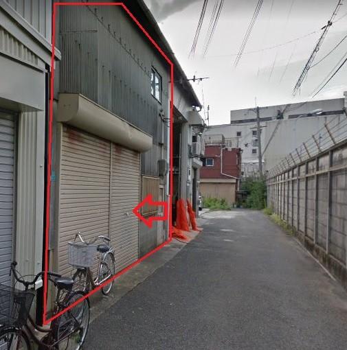 大阪市淀川区加島の貸事務所