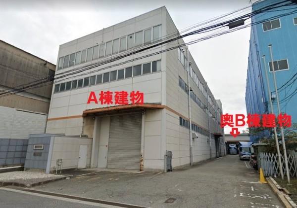 大阪市西成区津守の貸事務所