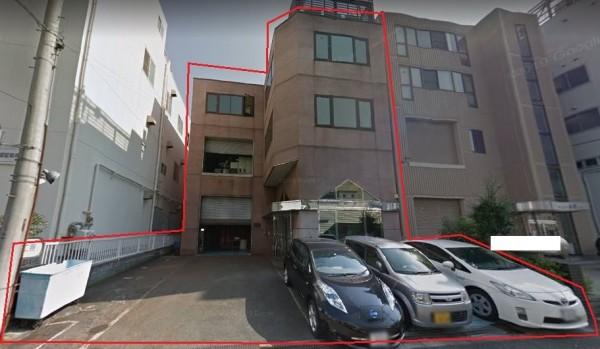 大阪市此花区島屋の貸事務所