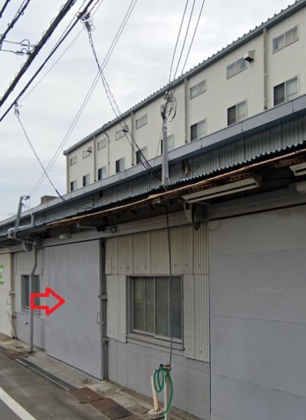 東大阪市池島町の貸事務所