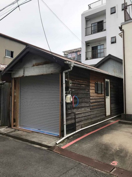 大阪市此花区梅香の貸事務所