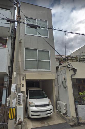 東大阪市高井田本通の貸事務所