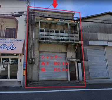 大阪市西淀川区千舟の貸事務所