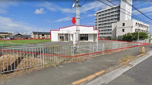 泉佐野市俵屋の貸事務所