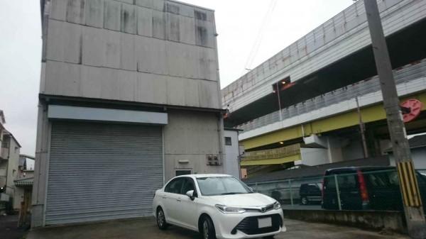 大阪市平野区瓜破の貸事務所