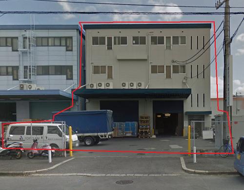 東大阪市新庄西の貸事務所