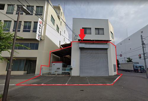 東大阪市本庄西の貸事務所
