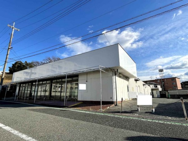 堺市南区高倉台の貸事務所