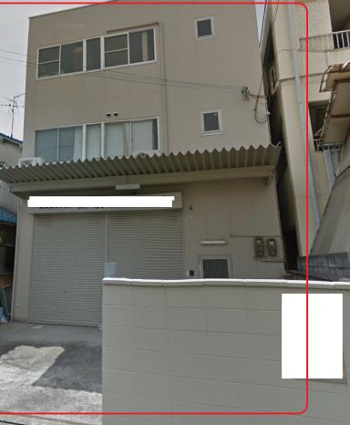東大阪市森河内西の貸事務所