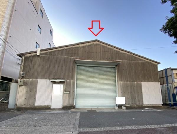 大阪市平野区平野西の貸事務所
