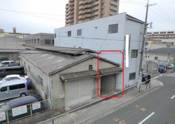 大阪市城東区永田の貸事務所