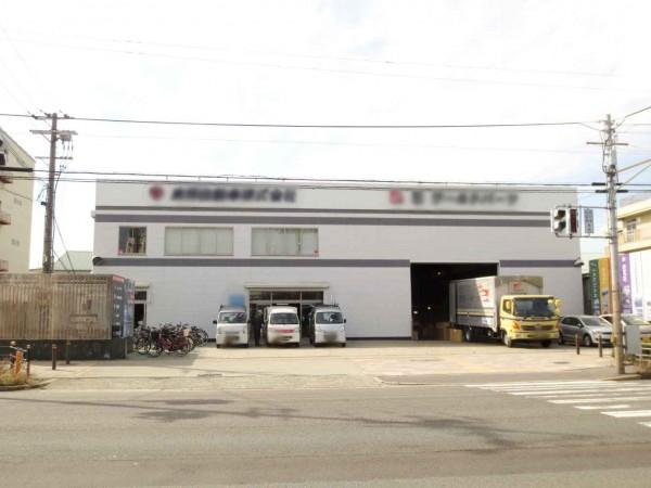大阪市西成区南津守の貸事務所