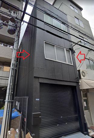 大阪市中央区松屋町住吉の貸事務所