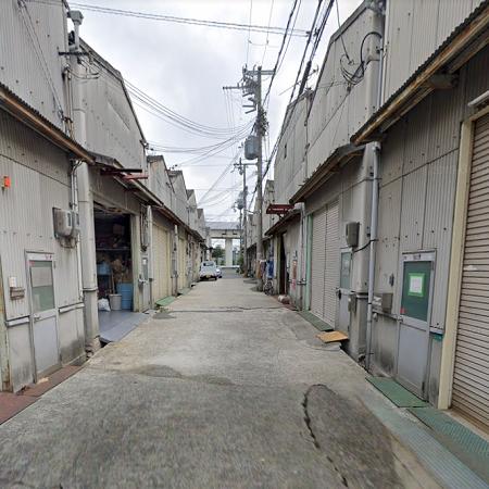 大阪市住之江区新北島の貸事務所