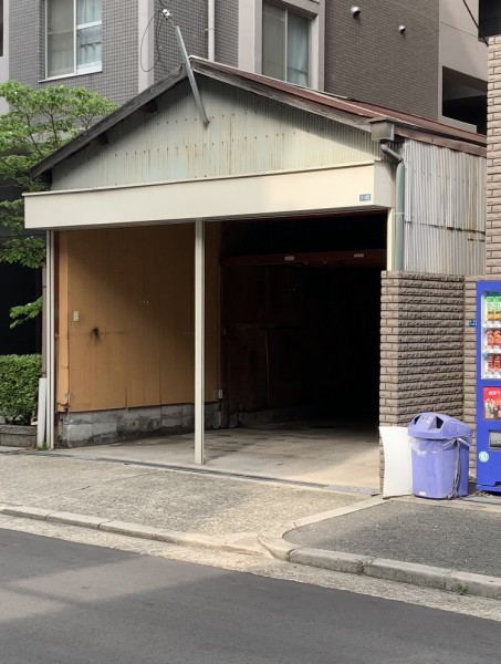 大阪市中央区東平の貸事務所
