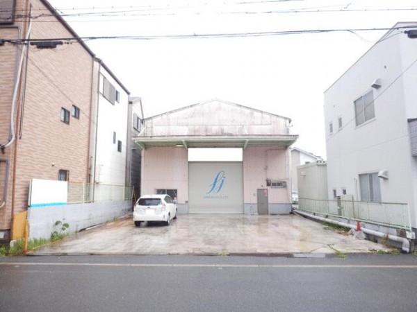 大阪市平野区瓜破西の貸事務所