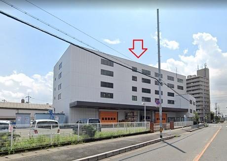 東大阪市今米の貸事務所