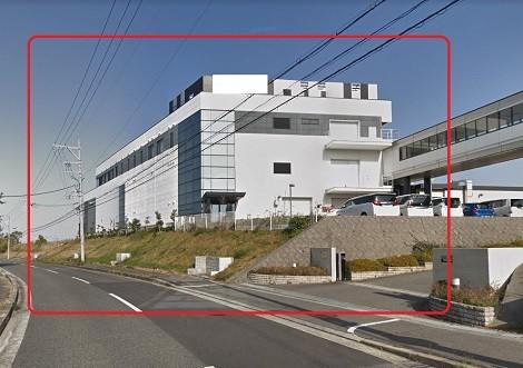 和泉市あゆみ野の貸事務所
