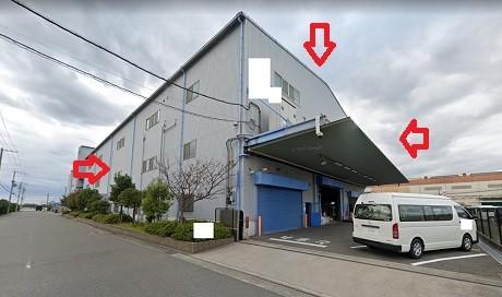 堺市堺区出島西町の貸事務所