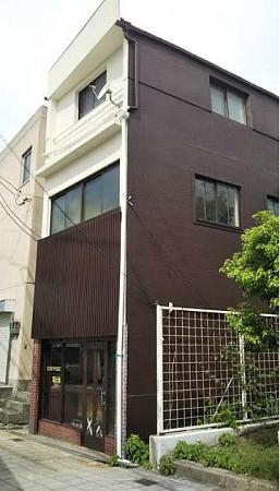 大阪市港区海岸通の貸事務所