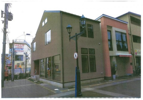 箕面市桜井の貸事務所