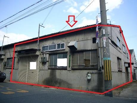 大阪市生野区巽西の貸事務所