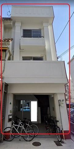 大阪市淀川区東三国の貸事務所