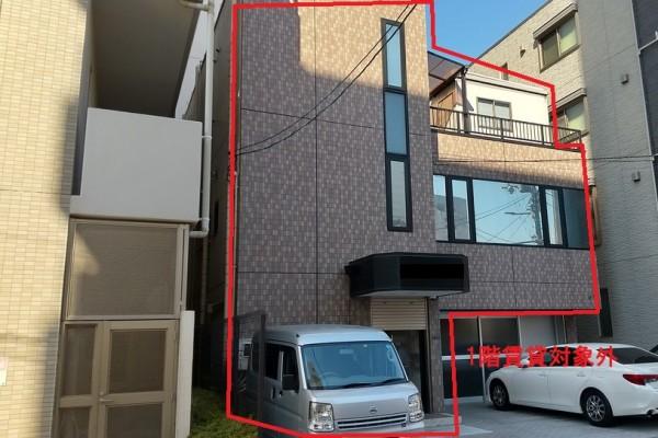 大阪市北区本庄西の貸事務所
